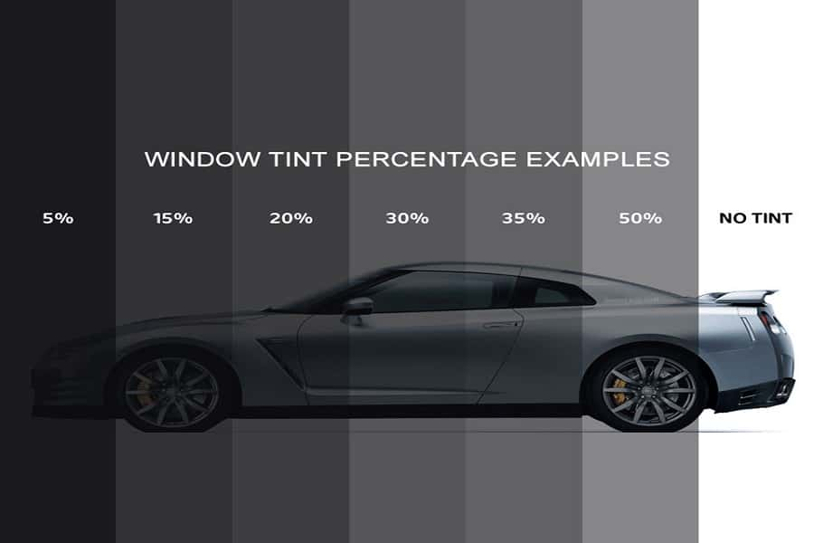 Tinted Car Windows Scale Calgary Ppf