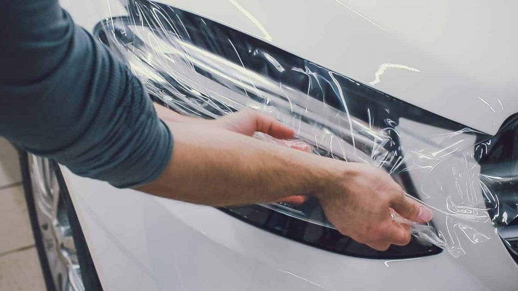 3m paint protection film calgary